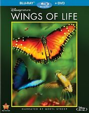 DISNEYNATURE : WINGS OF LIFE   documentary -  Blu Ray - Region free for UK