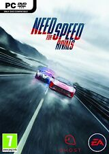 Need for Speed Rivals PC NFS Racing Windows XP/Vista/7/8 Brand New Sealed