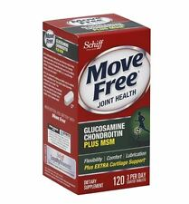 Move Free Advanced Tablets Plus MSM 120 Tablets