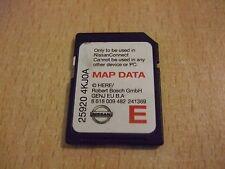 NISSAN  CONNECT SD CARD  25920 4KJOA  LATEST CARD QASHQAI