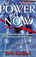 The Power of Now: How Winning Companies Sense and Respond to Change Using Real-