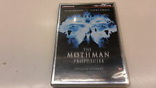 DVD  The Mothman Prophecies - Tödliche Visionen In der Hauptrolle Richard Gere