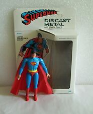 VINTAGE 1979 MEGO DIE CAST METAL SUPERMAN 91505 WITH ORIGINAL BOX