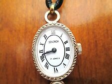 VINTAGE WATCH BY SEKONDA , RARE STYLE, EARLY MODE, HAND WINDING17J