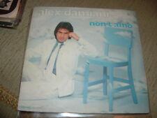 """ALEX DAMIANI """" NON T'AMO - E' STATO BELLO CON TE """"   ITALY'81"""