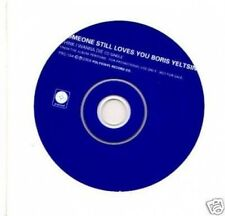 (G893) Someone Still Loves You Boris Yeltsin - DJ CD