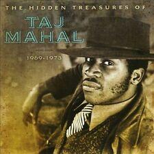 The Hidden Treasures of 1969-1973 by Taj Mahal (CD, Aug-2012, 2 Discs)