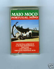 CASSETTE TAPE (NEW) MAIO MOCO PORTUGAL NOVO