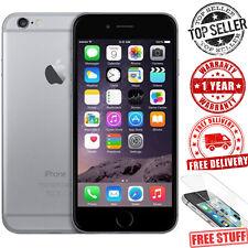 """Apple iPhone 6 - 16GB Sim Libre """"Fábrica Desbloqueada"""" Grado A Excelente Gris"""