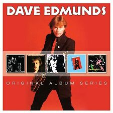 DAVE EDMUNDS - ORIGINAL ALBUM SERIES 5 CD NEU