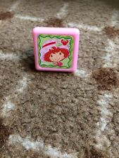 Strawberry Shortcut Ring For Girls