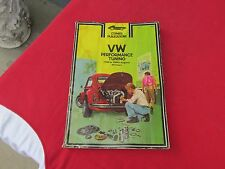 Volkswagen VW Performance Tuning 1200 to 2000cc All Years Engines booklet  1981