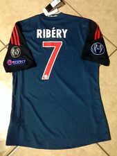 Germany Uefa bayern Munich Shirt Ribery   FranceTrikot jersey Fifa Club Patch