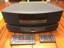 Bose Wave AWRCC1 Music System with Remotes and 3 Disc Changer