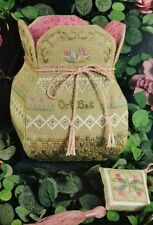 Linda's Ort Bag - Victoria Sampler Cross Stitch Chart + Accessory pack.