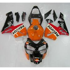 Repsol ABS Fairing Bodywork Set For Honda CBR600RR CBR 600RR F5 2003 2004 15B