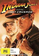 INDIANA JONES And The Last Crusade = NEW DVD TOP 1000 MOVIES R4