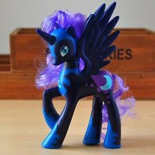 14CM Princess Luna My Little Pony funny Cake Toppers Doll Action Figure Toy