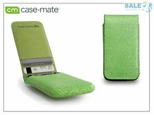 Apple iPhone 4/4S tok - CASE-MATE Stingray Foldover Pouch - - NEW - green