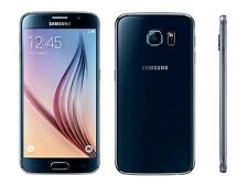 Samsung Galaxy S6 SM-G920T (Latest Model) - 32GB - Black (Factory Unlocked) 9/10