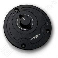 BARRACUDA FUEL TANK CAP BLACK HONDA CBR 600 RR 2007-2008-2009-2010-2011-2012