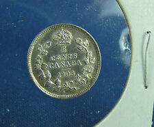 Canada 1903 5 cents  very nice coin about UNC