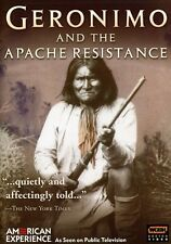 American Experience: Geronimo and the Apache Resistance (2007, DVD NEUF)