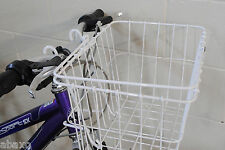 BICYCLE SHOPPING BASKET W/HANDLE 4 SHOPPING,PANNIERS