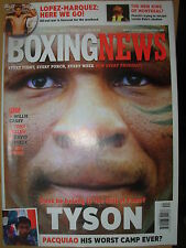 BOXING NEWS 4 NOVEMBER 2010 DOES MIKE TYSON BELONG IN THE HALL OF FAME