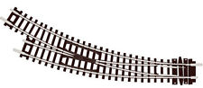 PECO ST-44 Right Hand Curved Point 2nd/3rd Radius Code 80 'N' Gauge Setrack T48P