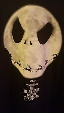 Disney Jack Skellington The Nightmare Before Christmas T-Shirt New w/ Tags XL !