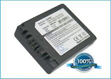 Battery for Panasonic Lumix DMC-FZ20 DMW-BM7 Lumix DMC-FZ5EG CGR-S002 CGA-S002E