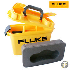Fluke C1600 Meter Carry Case | Foam Insert for MFT Tester 1651, 1652, 1653, 1654