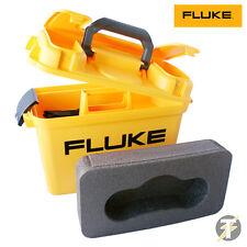 Fluke C1600 Meter Carry Case | Foam Insert for MFT Tester 1651, 1652, 1653, 1654