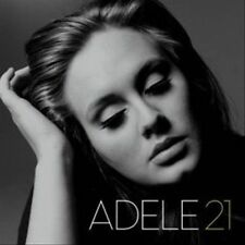 LIKE NEW ~ ADELE 21-(CD) IMPORTED INTO MY I-Tunes