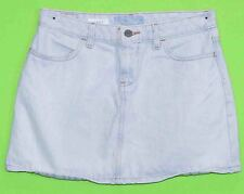 Old Navy sz 4 Womens Blue  Jeans Denim Mini Skirt JD03