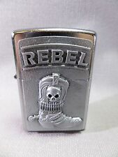 "Zippo ""Cowboy Boots-rebel"" - plaque-Neuf & Emballage D'origine - #1061"