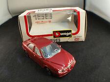 Burago 4121F Alfa Romeo 156 1/43 neuf en boite