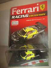 FERRARI 430 GT3 SCUDERIA VALLELUNGA 2009 RACING+FASCICOLO FABBRI EDITORE  1:43