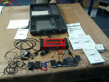 Tested SNAP ON SCANNER MT2500 DIAGNOSTIC READER KEYS CARTRIDGES CONNECTORS