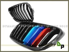 2014 2015 BMW F22 220i 228i 235i  Gloss Black with M Metal Color Front Grille