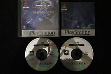 PS1 : G-POLICE - Completo, ITA ! Incredibile gioco 3D ! Compatibile PS2 e PS3