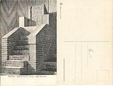 Venezia - Isola di Torcello - Duomo - Sedia bizantina (E-L 080)