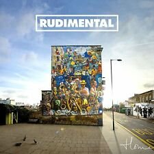 RUDIMENTAL - HOME CD ALBUM (APRIL 29th) (feat Emeli Sande On 2 Tracks)