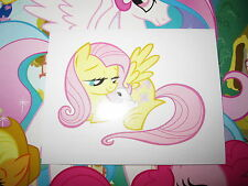 MY LITTLE PONY MON PETIT PONEY TOPPS 2014 IMAGE STICKER AUTOCOLLANT N° I RARE