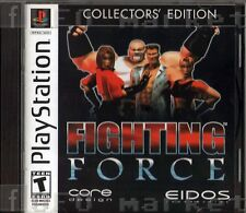 FIghting Force: Collector's Edition (PS1) *BRAND NEW & SEALED*