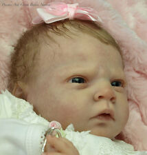 "New Reborn Baby Doll Kit Hanna By Reva Schick @LDC Kits @ 20"" @Vinyl Parts Only"