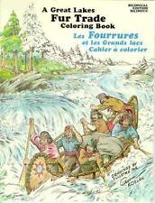 Great Lakes Fur Trade Coloring Book