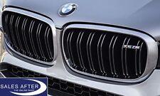 Original BMW Satz M Ziergitter Nieren F85 X5 M chrom schwarz - auch für F15