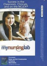 MyNursingLab without Pearson eText -- Access Card -- for Kozier & Erb's Fundamen